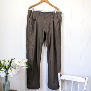 Outdoor Research Ferrosi Brown Pants Size 38